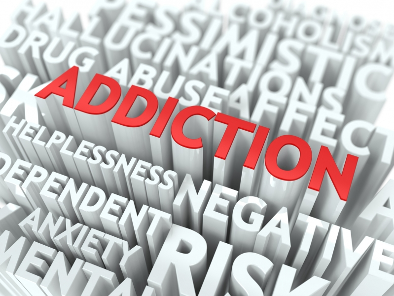 Addictions-Words